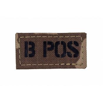 IR znak AČR - B POS, vz. 95 pouštní