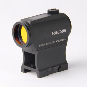 Micro kolimátor se solárním panelem Holosun HS503C