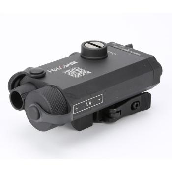 Laserový zaměřovač Holosun LS117R – červený