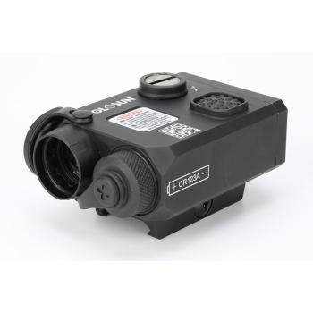 Multifunkční laserový zaměřovač Holosun LS321G – zelený