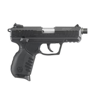 """Samonabíjecí pistole, Ruger SR 22 PBT, závit, .22 LR, 3,5"""", Ruger"""