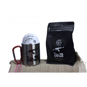 Dárkové balení kávy CALIBER COFFEE®