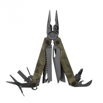Leatherman Charge Plus Camo Forest
