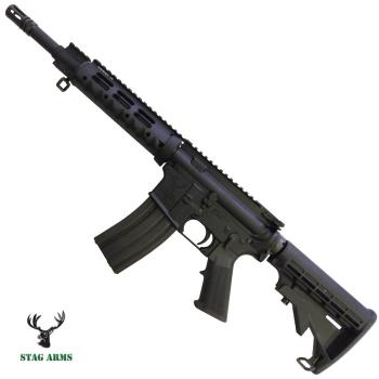 """Samonabíjecí puška AR15 Stag Arms model DH  O.R.C., ráže 5,56 x 45 / .223 Rem, 11"""" hlaveň"""