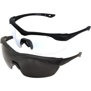 Balistické brýle Edge Tactical Overlord - sada 2 výměnných skel, G-15, CLEAR