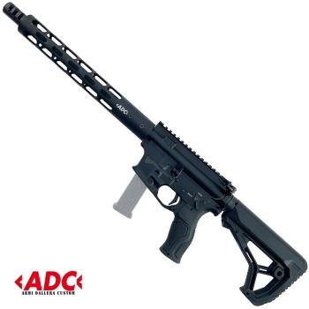 """Puška samonabíjecí ADC AR-9 """"Competition"""", hlaveň 12,5"""", 9 mm Luger"""