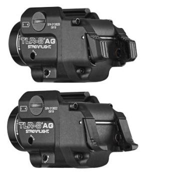 Podvěsná svítilna Streamlight TLR-8 A G s inovovanými spínači, 500 lm