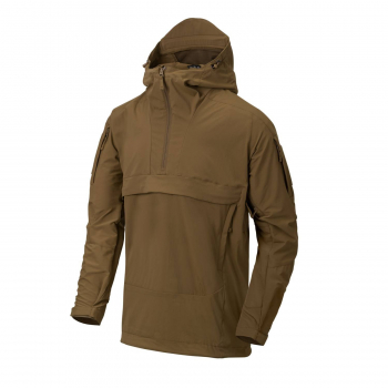 Softshellová bunda Mistral Anorak Jacket®, Helikon