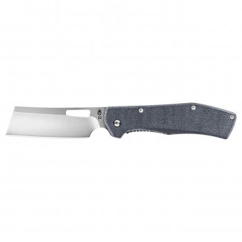 Zavírací nůž FlatIron D2 Micarta, hladké ostří, Gerber