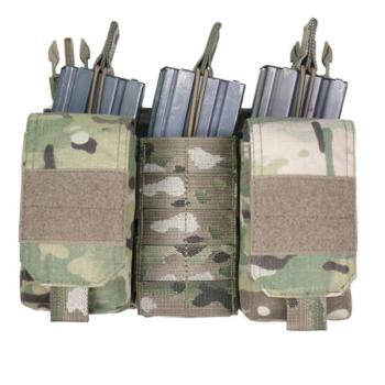 Odnímatelný přední panel Mk1 (3x 5.56 sumka + 2x pouzdro), Warrior