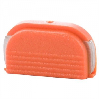Servisní čelo závěru, oranžové, Glock