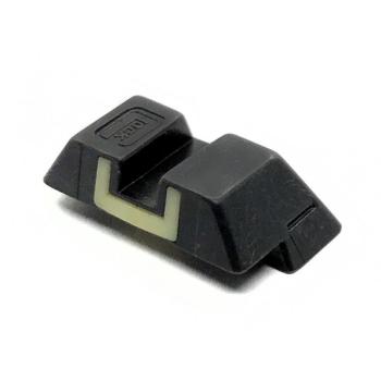 Luminiscenční hledí 6,5 mm ocelové Glock 9 mm