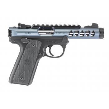 Samonabíjecí pistole Ruger Mark IV 22/45 Lite, šedá, .22 LR