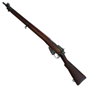 Opakovací puška Lee-Enfield No. 4 Mk. I .303 British, použitá