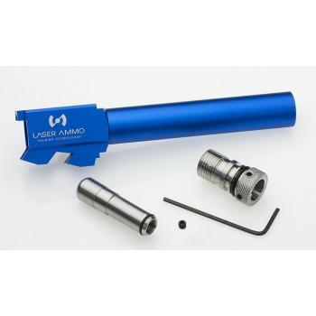 Konverzní kit REAL, červený laser, pro Umarex Glock 17 Laser Ammo