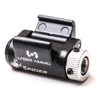 Set Spider adaptéru a vibrační SureStrike Cartridge červený laser, Laser Ammo