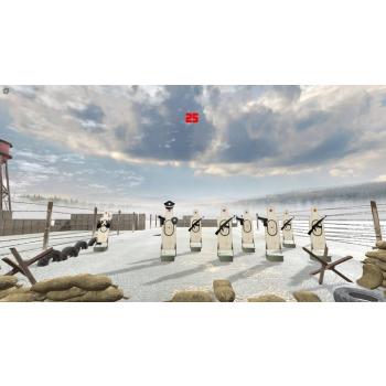 Doplněk pro LA Smokeless Range: Tactical Targets, Laser Ammo
