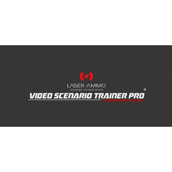 Doplněk pro LA Smokeless Range: Video Scenario Trainer Pro, Laser Ammo