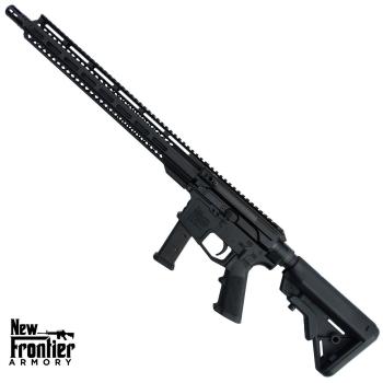 """Puška samonabíjecí AR9 PC9, hlaveň 16"""", stranové natahování, New Frontier Armory"""