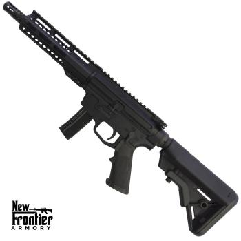 "Puška samonabíjecí AR9, New Frontier Armory C5, hlaveň 8"", šachta MP5"