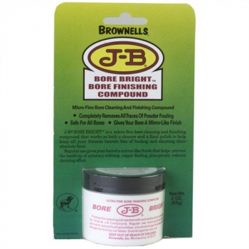 Čistící a leštící pasta pro hlaveň zbraně J-B® Bore Bright, 57 g