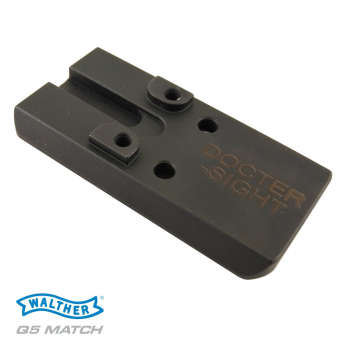 Adaptér pro Docter Optic Red Dot Sight na Walther Q4/Q5 Match, Walther