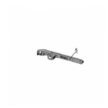 Vytahovač pro Walther Q5 Match (PPQ M2) 9 mm Luger, Walther