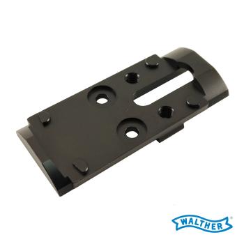 Adaptér pro Shield RMSc Red Dot mini Sight pro Walther Q4/Q5 Match, Walther
