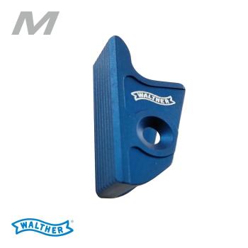 Jazýček spouště Walther Expert trigger flat M, modrý, Walther