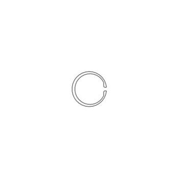 Těsnící kroužek závorníku pro pušku AR15, ECI