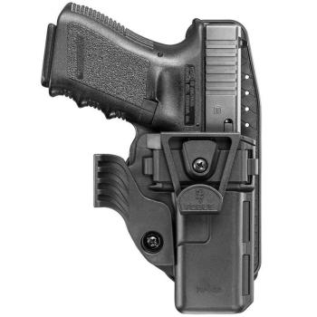Vnitřní pouzdro pro Glock 19, 23, 32, klip J Hook, Fobus