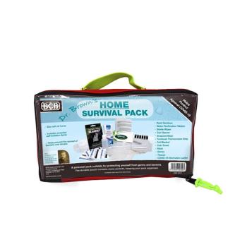 Balení poslední záchrany The Home Survival Pack, BCB