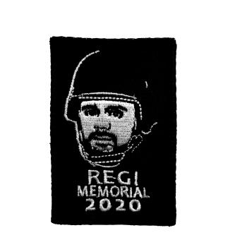 Nášivka Embroidery Regi memorial 2020