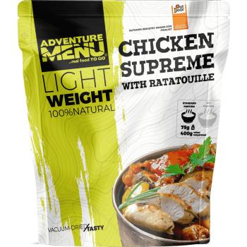 Vakuově sušené jídlo - Kuřecí supreme s ratatouille – Lightweight, Adventure Menu
