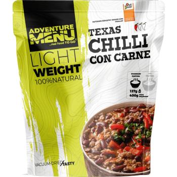Vakuově sušené jídlo - Chilli con Carne - Lightweight, Adventure Menu