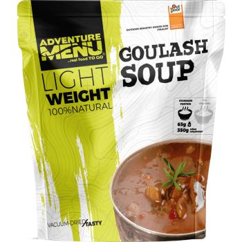 Vakuově sušené jídlo - Gulášová polévka - Lightweight, Adventure Menu