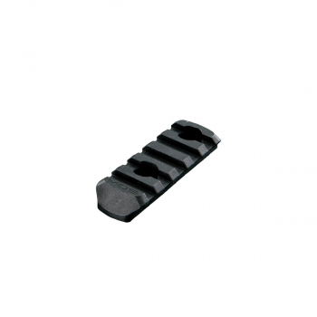 Polymerový Picatinny Rail (5 slotů) pro MOE rozhraní, černý, Magpul