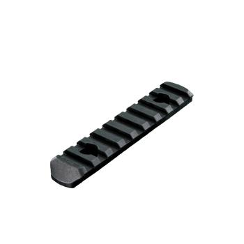 Polymerový Picatinny Rail (9 slotů) pro MOE rozhraní, černý, Magpul