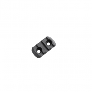 Picatinny Rail M-LOK, 3 sloty, polymerový, černý, Magpul