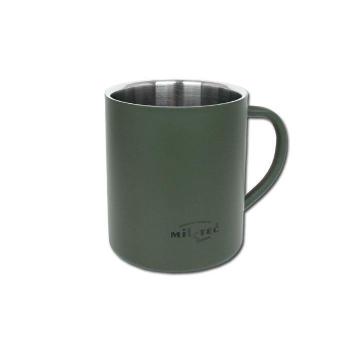 Dvouplášťový hrnek Insulated, 450 ml, Mil-Tec
