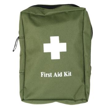 Cestovní lékárnička First Aid Kit Large, olivová, Mil-Tec