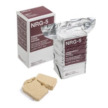 Nouzová potrava Notration NRG-5, 500gr, Mil-Tec