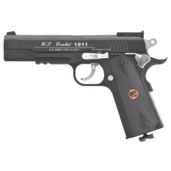 Vzduchová pistole Bruni US Combat 1911 M, černá