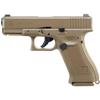 Vzduchová pistole Glock 19X BlowBack, Umarex