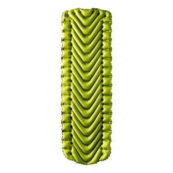 Nafukovací karimatka Static V-2, zelená, Klymit