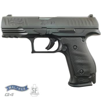 "Pistole samonabíjecí Walther Q4 Steel Frame PS 4"", 9 mm Luger"