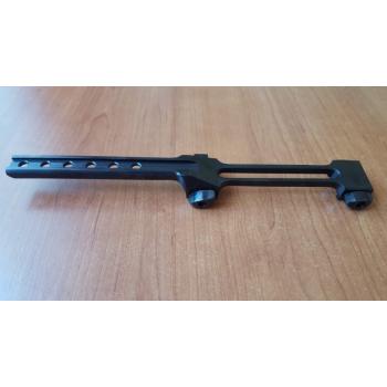 Ocelová montáž pro PARD NV008P a termokamery SA na CZ550/557/ZKK600/602