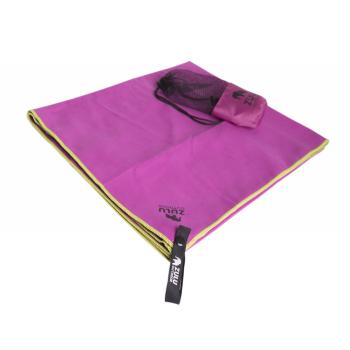 Rychloschnoucí outdoorový ručník Light, 60 x 120, Zulu
