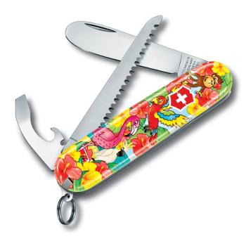 Můj první kapesní nůž - Papoušek, Victorinox