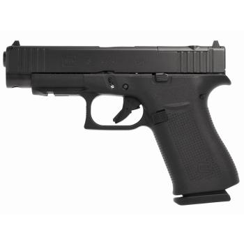 Pistole Glock 48 MOS, 9 mm Luger, černá